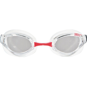 arena Python Goggles clear-white-black